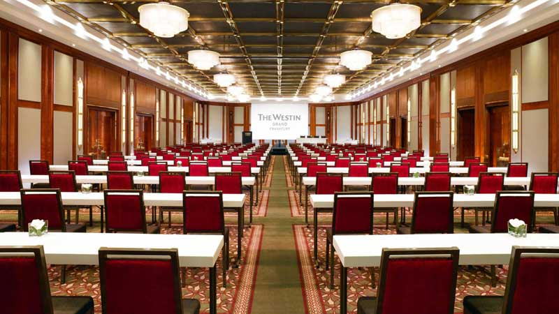 The Westin Grand Frankfurt - Tagungssaal